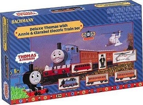 (Bachmann Trains Deluxe Thomas & Friends Special Kids Train Set + Track | 644-BT)