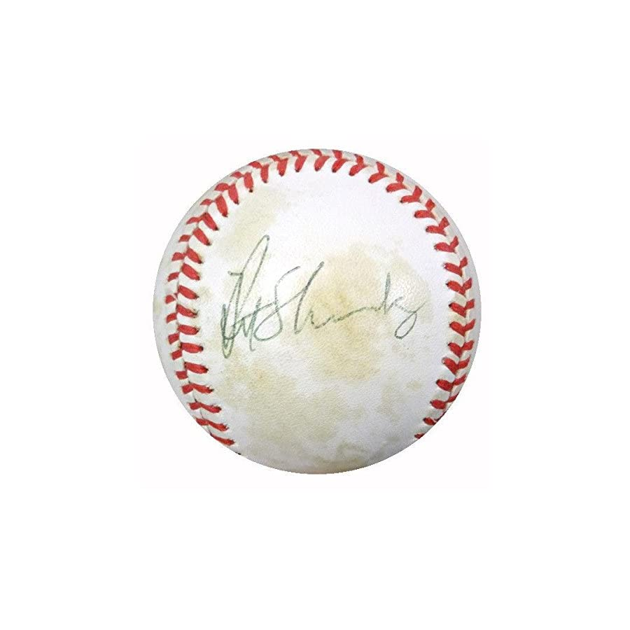 Art Shamsky Autographed Signed NL Baseball New York Mets #Y29983 PSA/DNA Certified Autographed MLB Art