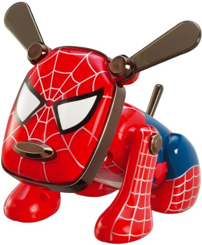 Spiderman 'Spi Dog' Black, Red Assorted Gadget (Will Send Any 1) ()