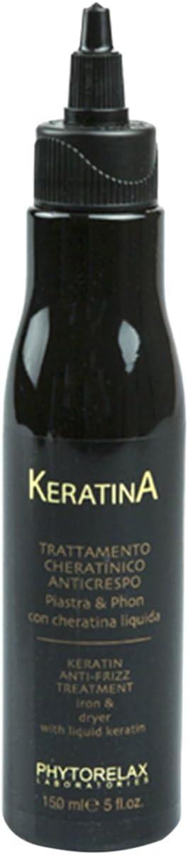 Phytorelax Tratamiento Capilar Keratin Anti-Frizz 150 ml 150 ml