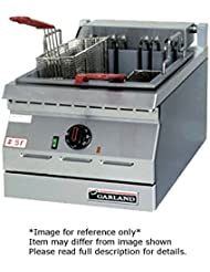 Garland ED 15SF Designer Series Electric Countertop Fryer 15 W With Single Fry Pot 15 Lb Fat Capacity 8 0 KW