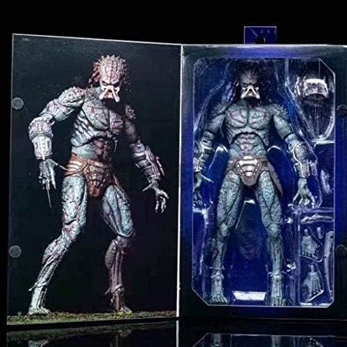 Actiefiguur De Predator-serie Figuur: 12 inch Schaal Ultimate Predator Collector's Action Figure for Aliens Fans
