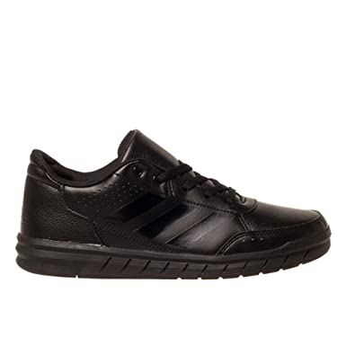 adidas black shoes boys