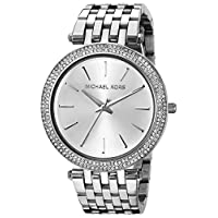 Michael Kors Darci Silver Tone Watch para mujer MK3190