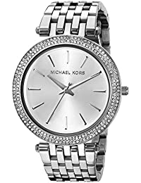 Women's Darci Silver-Tone Watch MK3190