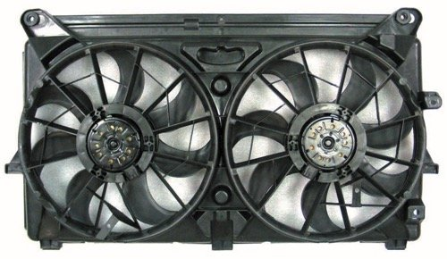 Go-Parts » Compatible 2007-2013 Chevrolet Tahoe Engine/Radiator Cooling Fan Assembly - (5.3L V8 + 4.8L V8) 15780788 GM3115209 Replacement For Chevrolet Tahoe (5.3l Blade Cooling Fan)