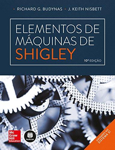 Elementos de Máquinas de Shigley (Portuguese Edition)