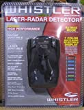 Whistler XTR-695SE High-Performance Radar Detector