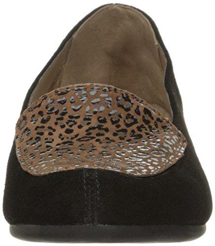 Aerosoles Womens Lovely Slip-On Loafer Leopard Combo 1Xgok8noq