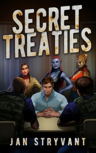 Secret Treaties (The Valens Legacy Book 9) cover