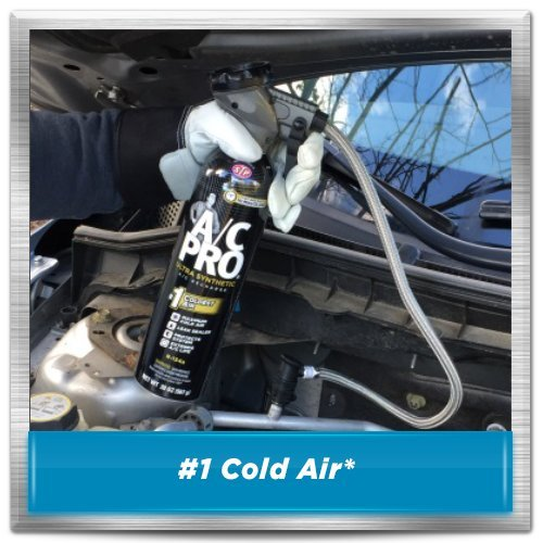 A/C Pro Auto Air Conditioning Recharge Bundle (3 Piece Kit) by Interdynamics (Image #1)