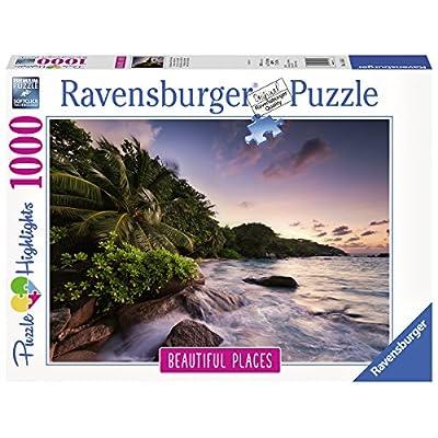 Ravensburger 15156 Puzzle Per Adulti Soggetto Isola Di Praslin Sulle Seychelles