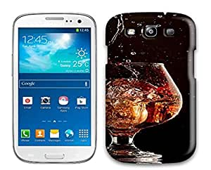 Galaxy S3 Case Slim [ultra Fit] Smashing Drinks Protective Case Cover