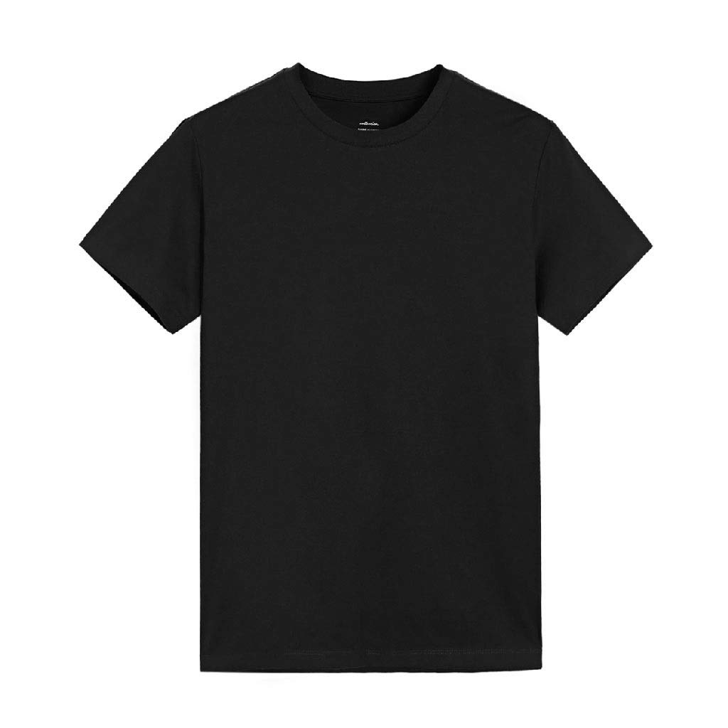 Mens T-Shirt Short-Sleeve Ultra Cotton//Crew Neck//Tear-Away Tag//Relaxed Fit//Pure Color//7 Colors