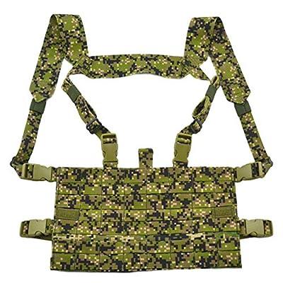 SPOSN/SSO Tactical Molle Chest Rig Platform | Russian Assault Vest