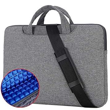 Amazon.com: Maletín para ordenador portátil, bolso de hombro ...