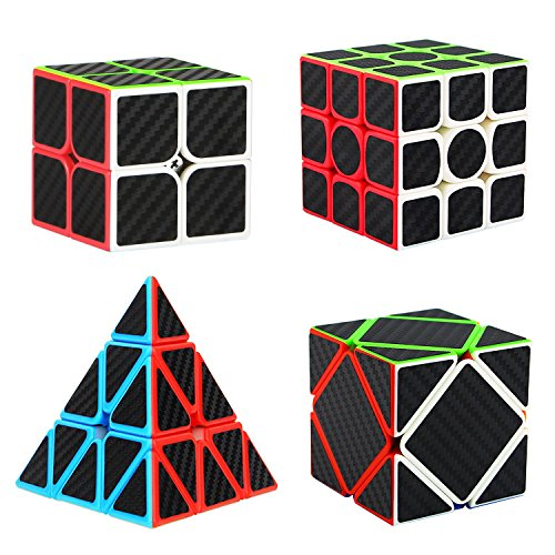 Dreampark Bundle Pyraminx Carbon Sticker