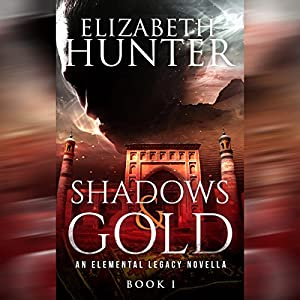 Shadows and Gold Audiobook