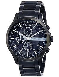Armani Exchange Men's AX2138 Black Stainless Steel Watch