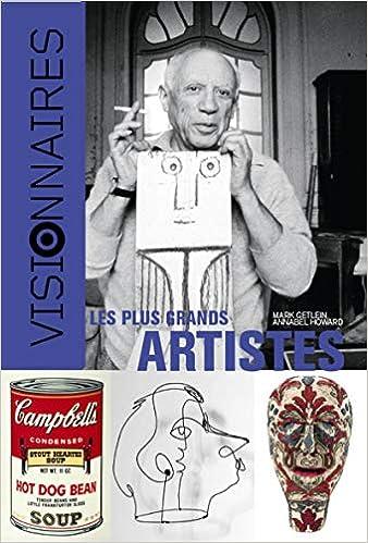 visionnaires les plus grands artistes