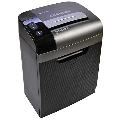 Royal 1630MC Heavy Duty Micro-Cut 7Gal,16 Sheet Paper Shredder for Office, Home by FCV