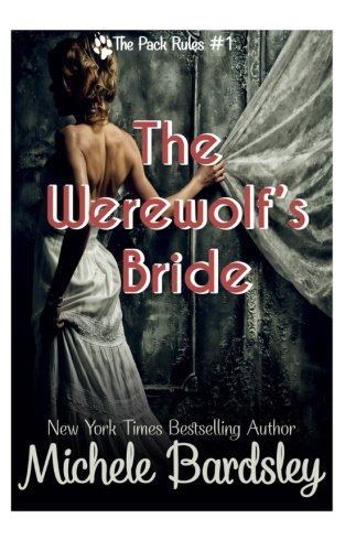 book cover of The Werewolf\'s Bride