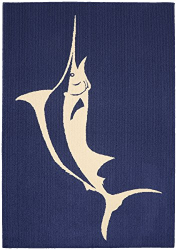 Garland Rug Marlin Area Rug, 5 x