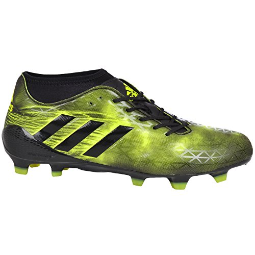 (adidas Performance Mens Adizero Malice Firm Ground Rugby Boots - Black 10.5US)