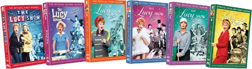 The Lucy Show:  Complete Series Pack