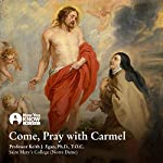 Come, Pray with Carmel | Professor Keith J. Egan PhD TOC