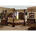 Inland Empire Furnitures Crown Post Eastern King Bedroom Set