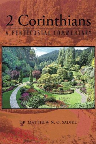 2 Corinthians: A Pentecostal Commentary