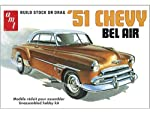 AMT 1:25 Scale 1951 Chevy Bel Air Model Kit by AMT