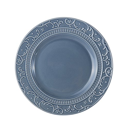 Country Blue Salad Plate - 2