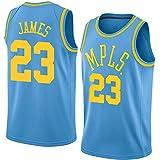 VICTOREM NBA Michael Jordan #23 Camiseta de Baloncesto para Hombres ...