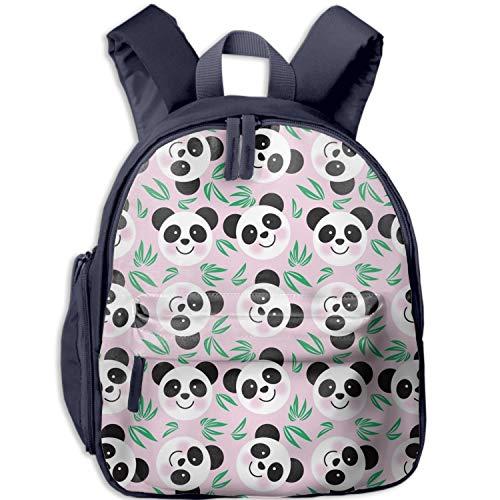 Most Popular Sturdy Joy Panda Padded Backpack for