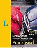 Langenscheidt Sprachkalender 2017 Französisch - Abreißkalender