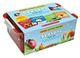 Guided Science Readers Super Set: Seasons: A BIG Collection of High-Interest Leveled Books for Guided Reading Groups