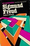 Sigmund Freud 9780853125808