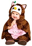 Fun World Give A Hoot Owl Costume (Infant/Toddler Size)