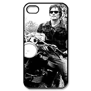chen-shop design The Walking Dead Personalized 2D Phone Case for Iphone 4,4S at DLLPhoneCase ( DLL474693 ) high XXXX