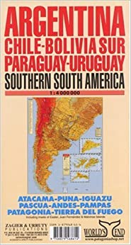 Best guide book for Patagonia, Chile and Argentina?