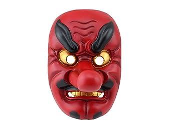 SASA Máscara de Halloween máscara teatral máscara de Resina máscara ...