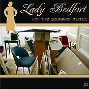 Der seltsame Mieter (Lady Bedfort 30) |  div.