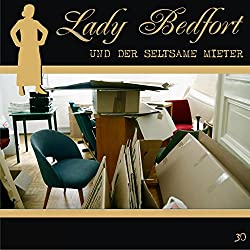 Der seltsame Mieter (Lady Bedfort 30)