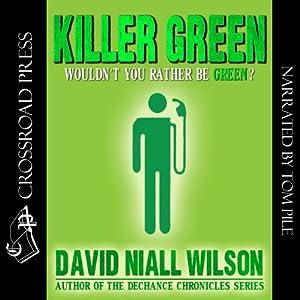 Killer Green Audiobook