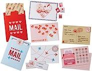 Martha Stewart Manualidades Tarjeta de San Valentín Kit de buzón