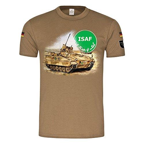 ALFASHIRT BW Tropical Lukas Wirp Marder Tank Kunduz Bundeswehr ISAF Mission Afghanistan