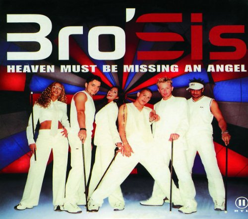 Bro Sis Heaven Must Be Missing An Angel 2002 Cd Discogs 9