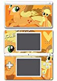 My Little Pony Friendship is Magic MLP Applejack Video Game Vinyl Decal Skin Sticker Cover for Nintendo DS Lite System
